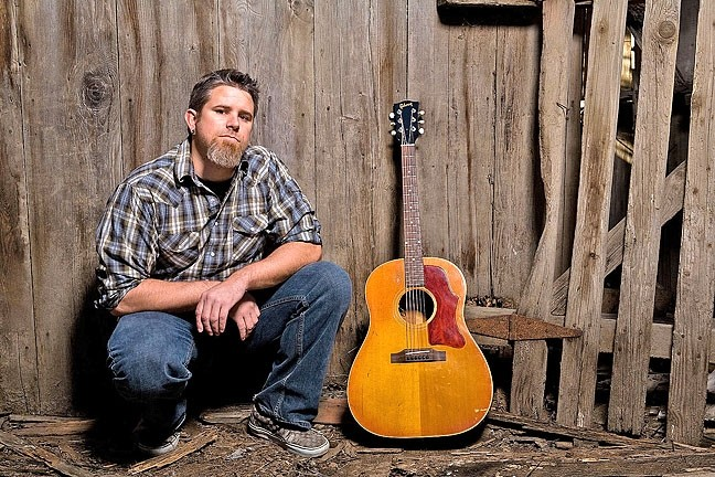 SOUL MAN :  Joe Koenig and his band are competing in the Americana-Country-Folk category for their song 'Little Miss Kir,' for Best Live Band, and their album 'Bleed Like You Bleed' at the New Times Music Awards, Sept. 25 at the Fremont Theater. - PHOTO BY ELLIOTT JOHNSON