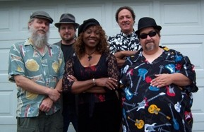 REAL DEAL BLUES:  Blues master the Dr. Danger Band, who won first place in the Blues and R&B category of this year's New Times Music Awards, brings its fat and sassy sound to the SLO Down Pub on Nov. 25. - PHOTO COURTESY OF DR. DANGER BAND