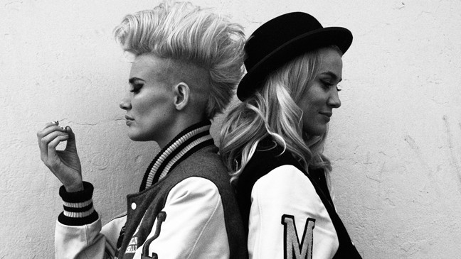 ELECTRONIC DANCE PARTY!:  Nervo headlines the 4th annual Avila Beach Party on May 23 at Avila Beach Resort. - PHOTO COURTESY OF NERVO