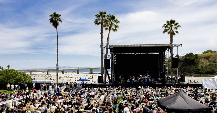 EPIC VENUE :  While New Times' own Slurms McKenzie—Glen Starkey—takes a break, Nick Powell will be shrouded in a musical haze at the Avila Beach Resort. - PHOTO COURTESY OF AVILA BEACH RESORT