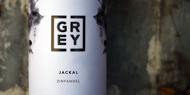 SIMPLICITY AND ELEGANCE :  For Grey, Makers & Allies took a less-is-more approach to the label. - IMAGE COURTESY OF MAKERS & ALLIES