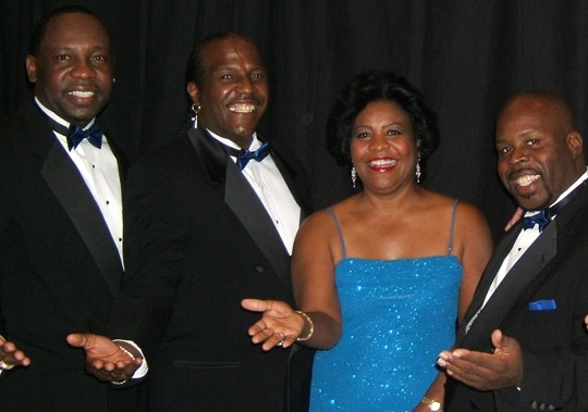 "DOO WOP CLASSICS! :  The Buck Ram Platters are to perform their original hits at ""The Best of Doo Wop,"" on Jan. 25 at the PAC. - PHOTOS COURTESY OF THE BUCK RAM PLATTERS"
