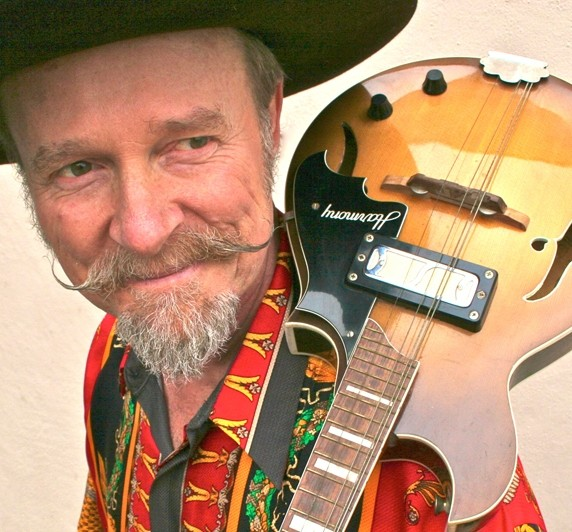 SAY IT IS SO, JOE!:  The always-amazing Joe Craven plays Cal Poly's Spanos Theatre on Oct. 25. - PHOTO COURTESY OF JOE CRAVEN