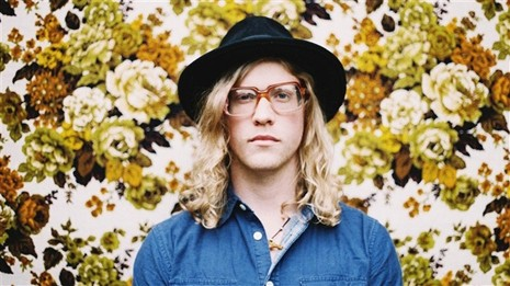 SMOOTH OPERATER :  Soul crooner Allen Stone will bring his velvet vocals to Beaverstock, a two-day music festival at Templeton-based Castoro Cellars unfolding Sept. 13 and 14. - PHOTO COURTESY OF ALLEN STONE