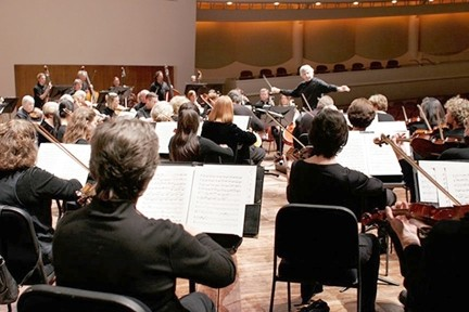 FEELING THE MAGIC :  The SLO Symphony celebrates its 50th year with a New Year's Eve Winter Pops Concert at the PAC on Dec. 31. - PHOTO COURTESY OF PATTY THAYER