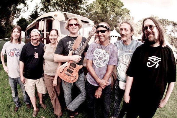 DEAD HEADS!:  Experience a Grateful Dead flashback on Oct. 14 when Dark Star Orchestra plays the Performing Arts Center. - PHOTO COURTESY OF DARK STAR ORCHESTRA