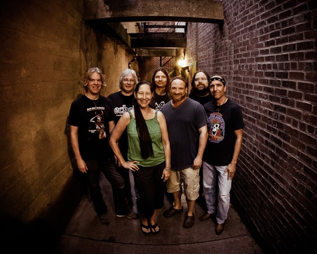 MORE DEAD THAN THE DEAD:  Grateful Dead tribute band Dark Star Orchestra plays April 10 at Vina Robles Amphitheatre. - PHOTO COURTESY OF DARK STAR ORCHESTRA