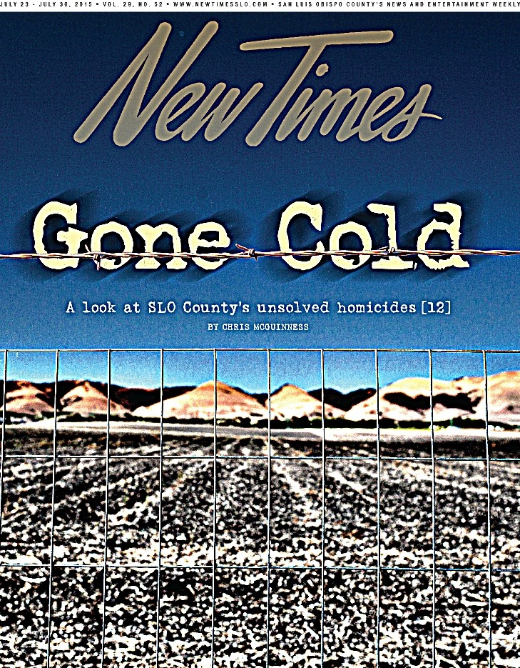 Gone cold: A look at SLO County's unsolved homicides | News | San