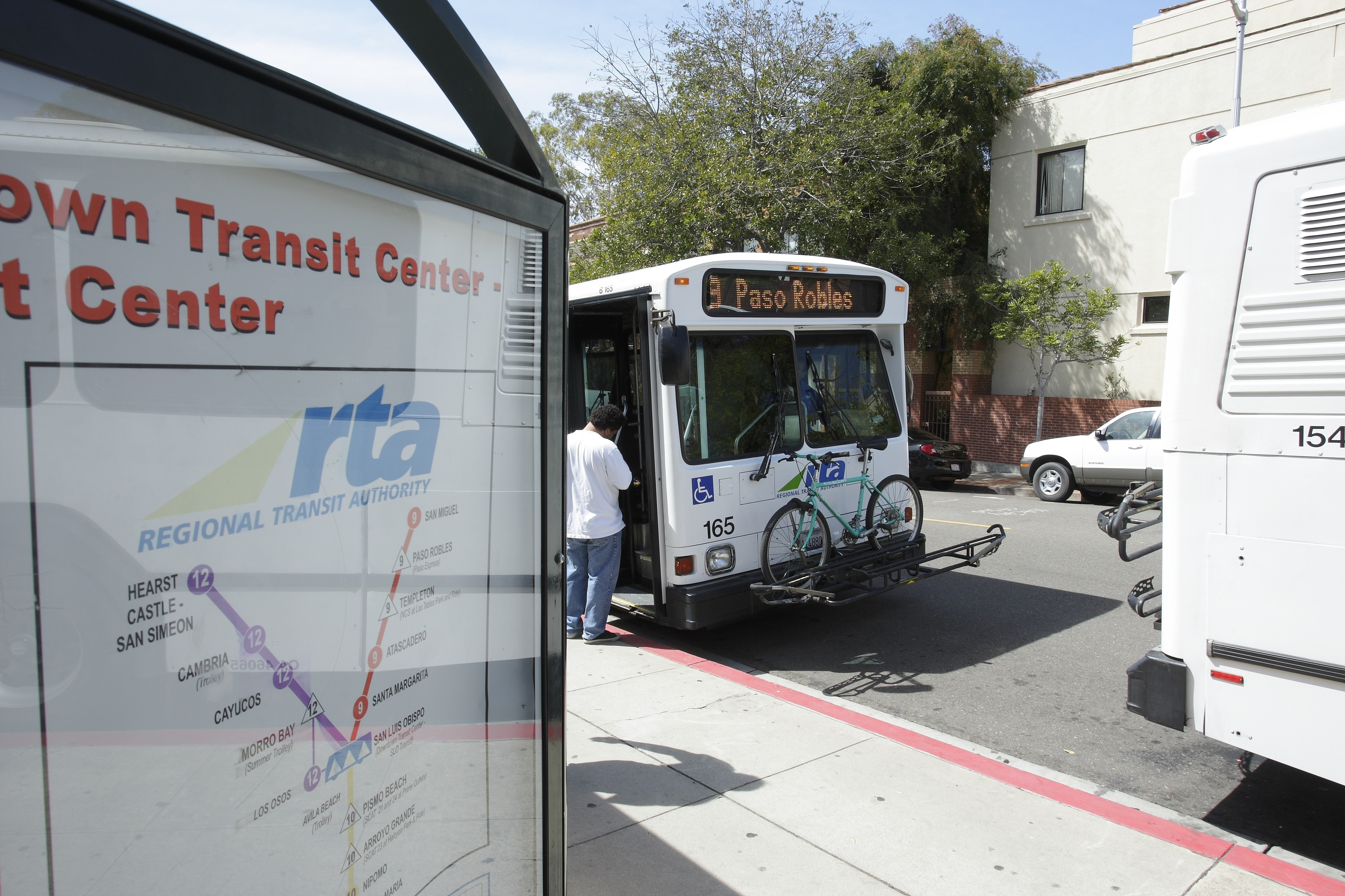 County bus fares are going up | News | San Luis Obispo | New