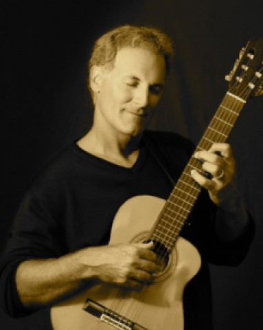 WORLD TRAVELER :  Jeff Linsky has crossed the globe to perform for kings, sultans, and presidents, and now he'll play for you on Dec. 7 at Coalesce Bookstore and Dec. 8 at Castoro Cellars Winery. - PHOTO COURTESY OF JEFF LINSKY