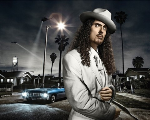 "CAN YOU FEEL HIM, HOMEY? :  The undisputed king of pop culture parody and former Cal Poly student ""Weird Al"" Yankovic brings his comedy stylings to the SLO PAC on Oct. 9. - PHOTO COURTESY OF ""WEIRD AL"" YANKOVIC"