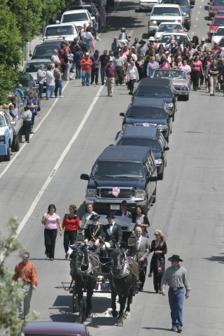 END OF AN ERA :  Thousands of mourners attended the funeral of rancher, philanthropist, and developer Alex Madonna, who died April 22 at the age of 85. In addition to his Inn, he was famous for his ongoing battles with city and county officials.