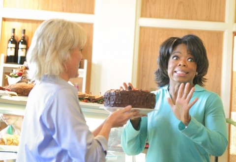 O SO GOOD :  This July Oprah Winfrey learned what SLO residents have known all along — that the sandwiches at the Art Café and Bakery are worth betting the farm on. Which Oprah did, to the tune of a large, undisclosed sum that owner Margaux Sky used to spruce up the Higuera Street eatery.