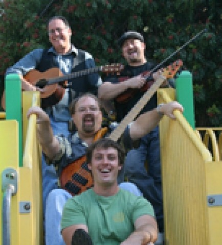 PUB-RRIFIC :  Sligo Rags, which plays in the Irish pub band tradition, performs two shows: July 6 at Coalesce Bookstore and July 7 at Green Acres Lavender Farm. - PHOTO COURTESY OF SLIGO RAGS