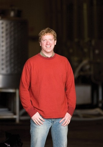 ON THE RHONE AGAIN :  Jason Haas is general manager of Tablas Creek and head of the Paso Robles Chapter of the Rhone Rangers. He encouraged his peers to create the local chapter last year, and this year they're celebrating their wines. - PHOTO COURTESY OF TABLAS CREEK