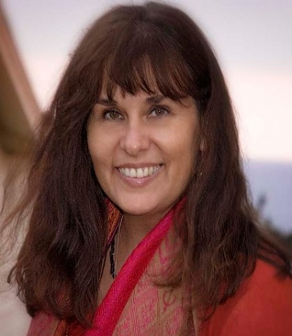 FEEL THE HEALING :  Lily Diamond whose CD A Heart In Harmony was created for accompanying healing sessions, yoga practice, and meditation will lead a kirtan on Aug. 11 at Tridosha Healing Center. - PHOTO COURTESY OF LILY DIAMOND