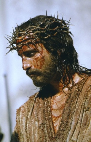 SUPERSTAR :  The Passion of the Christ, which packed theaters when it debuted on the Central Coast in 2004, stands as one of the highest-grossing movies - PHOTO COURTESY OF MOVIEWEB.COM