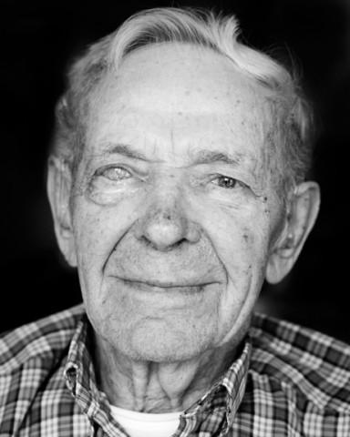 Walter Ruksenas turns 100 on Dec. 20. - PHOTO BY STEVE E. MILLER