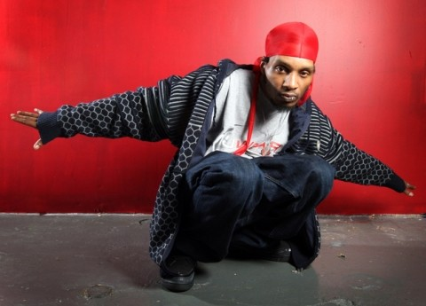 PUT SOME FUNK IN YOUR TRUNK :  Rapper extraordinaire, Del the Funky Homosapien, plays May 3 at Pozo Saloon - PHOTO COURTESY OF DEL THE FUNKY HOMOSAPIEN