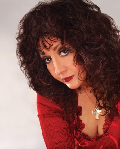 "HAIL MARIA FULL OF GRACE :  ""Midnight at the Oasis"" singer-turned-blues-diva Maria Muldaur plays the Red Barn series on Sept. 16. - PHOTO COURTESY OF MARIS MULDAUR"