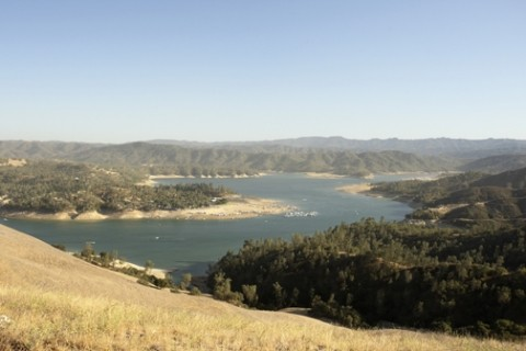 CONTENTIOUS WATER :  Funding for the Nacimiento water pipeline project is still drawing scrutiny from locals who don't want to pay higher water rate fees. - PHOTO BY STEVE E. MILLER