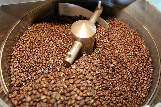 BOUTIQUE BREW:  Caturra beans from Costa Rica's Don Pepe-Finca La Trinidad farm show notes of chocolate; toastiness; warm, sweet spice; candied walnut; and gentle berry. - PHOTO BY DYLAN HONEA-BAUMANN