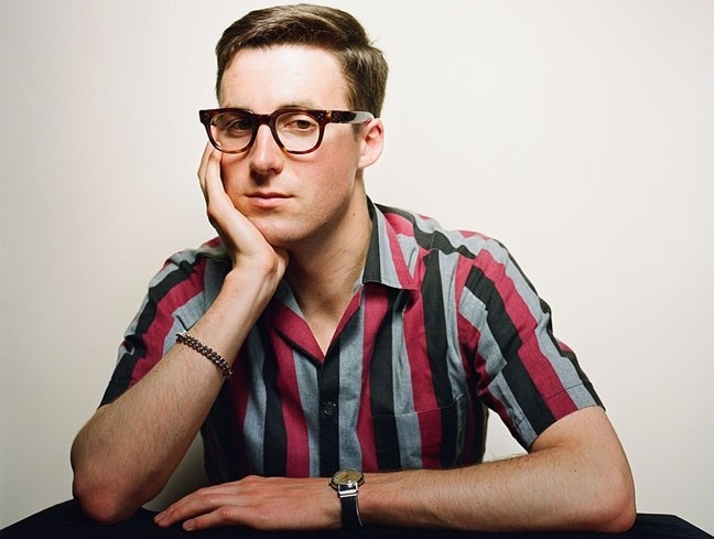 PRE-ROCKER:  Nick Waterhouse brings his pre-rock '50s sounds to the new SLO Brew location on Higuera on June 23. - PHOTO COURTESY OF NICK WATERHOUSE