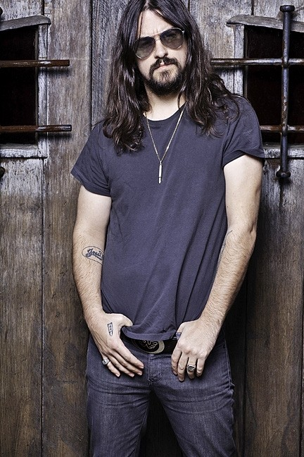 3c397a67e9b click to enlarge SONS OF GUNS  Shooter Jennings (pictured) and Lukas  Nelson