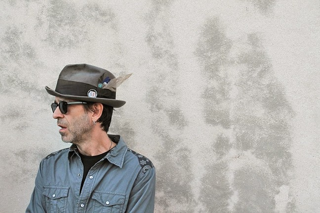 HE WRITES THE SONGS:  Travis Meadows, who's written hit songs for artists like Dierks Bentley and Jake Owens, plays Tap It Brewery on Feb. 4. - PHOTO COURTESY OF TRAVIS MEADOWS
