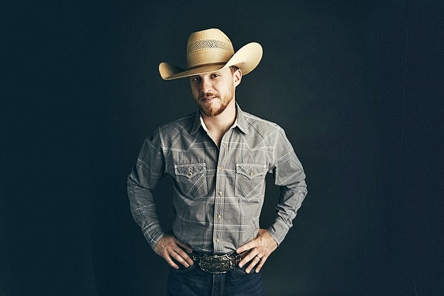DON'T MESS WITH TEXAS :  Cody Johnson brings his Texas-size country-rock sounds to the SLO Grange on March 3. - PHOTO COURTESY OF CODY JOHNSON