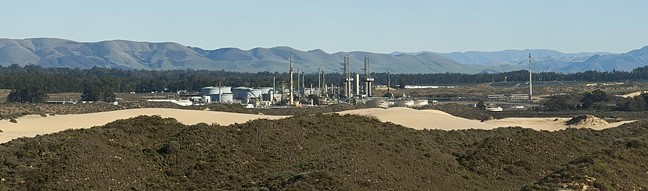 RAIL SPUR A NO GO?:  SLO County planning staff recommends denial of the Phillips 66 rail spur project. The Planning Commission will hear the project on Feb. 4 and 5. - FILE PHOTO BY STEVE E. MILLER