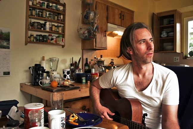 ESSENTIAL SONGS:  Jody Mulgrew plays the Steynberg Gallery on Feb. 6 to officially release his newest album 'As the Sun Reclaims the Sky.' - PHOTO BY ERIKA SWADENER