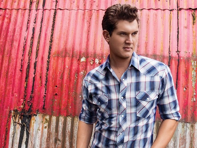 RISING STAR :  Country rocker and Capital Records hit maker Jon Pardi plays Feb. 11 at Fremont Theater. - PHOTO COURTESY OF JON PARDI