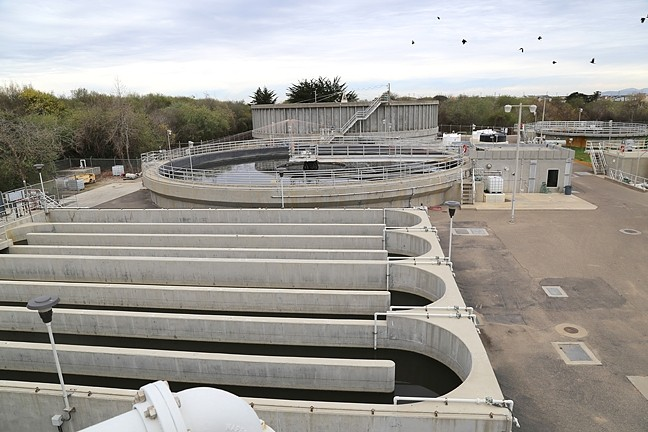DIRTY OR CLEAN:  The South SLO County Sanitation District provides wastewater services for residents in Arroyo Grande, Grover Beach, and Oceano. - PHOTO BY DYLAN HONEA-BAUMANN