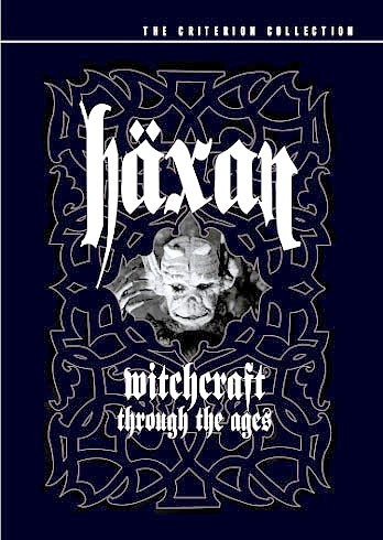 BEWITCHED:  Häxan: Witchcraft Through the Ages is bizarre mash-up of an educational documentary and theatric horror movie from the silent era of film. - PHOTO COURTESY OF CRITERION