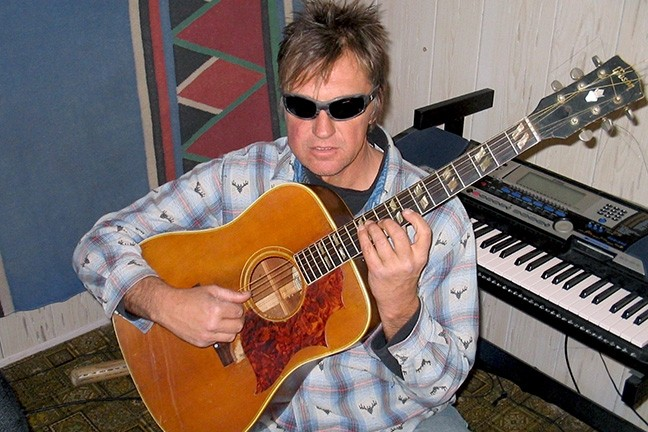 MORRO BAY BOUND:  Singer-songwriter Michael Callan plays his original music in two Morro Bay shows this month, at The Wine Seller on Jan. 20 and Jan. 29 at Stax Wine Bar & Bistro. - PHOTO COURTESY OF MICHAEL CALLAN