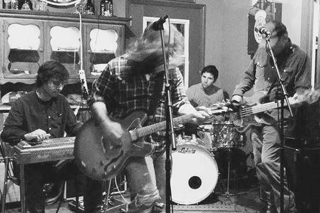 AMERICANA HEARTACHE:  The Creston Line brings their forlorn alt-country sounds to Dunbar Brewing on Aug. 13. - PHOTO COURTESY OF THE CRESTON LINE