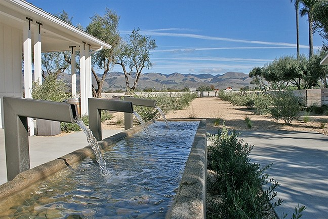 Breathe Easy At Biddle Ranch A Minimalist Wine Escape Puts Full Focus On Edna Valley Enchantment Flavor San Luis Obispo New Times San Luis Obispo