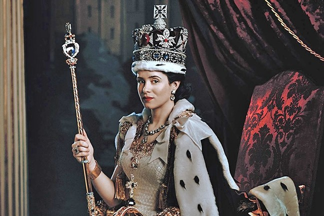 LONG LIVE THE QUEEN :  The Netflix Original Series 'The Crown' chronicles the early years of Queen Elizabeth II of England's life, beginning in the 1940s. - PHOTO COURTESY OF NETFLIX