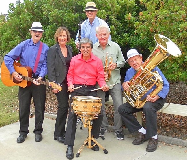 LAST SUNDAY:  Judith and The Jazz Krewe will close out the AG Village Summer Concert Series on Sept. 11. - PHOTO COURTESY OF JUDITH AND THE JAZZ KREWE