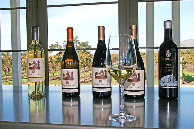 Breathe Easy At Biddle Ranch A Minimalist Wine Escape Puts Full Focus On Edna Valley Enchantment Flavor San Luis Obispo New Times San Luis Obispo