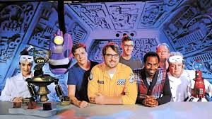 BACK AT LAST:  The classic comedy television show 'Mystery Science Theatre 3000' is back after 18 years off the air, thanks to a massive online crowd funding campaign supported by its longtime fans. - PHOTO COURTESY OF NETFLIX