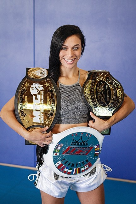 Passionate fighting strokes plugs san luis obispo new times click to enlarge strength muay thai fuels julia perez to give her best fight in the ring while reheart Images