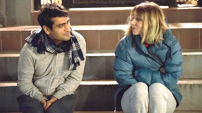 MORE THAN A FLING A one-night stand turns into something more in The Big Sick. - PHOTO COURTESY OF AMAZON STUDIOS