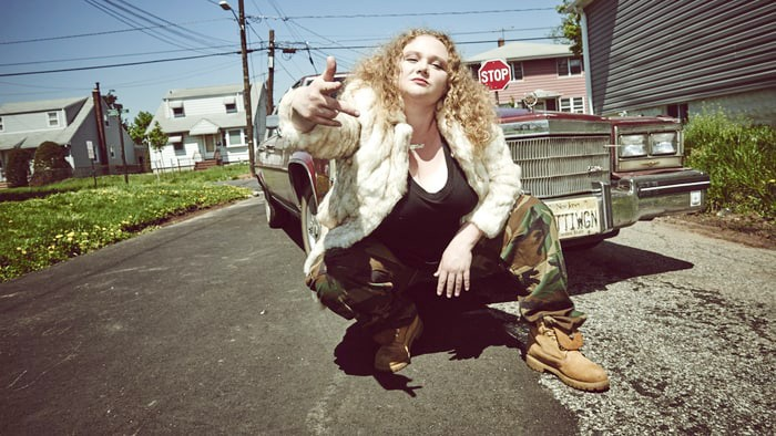 HIP HOP STARDOM An unlikely rapper finds her way in the film Patti Cake$. - PHOTO COURTESY OF FOX SEARCHLIGHT PICTURES