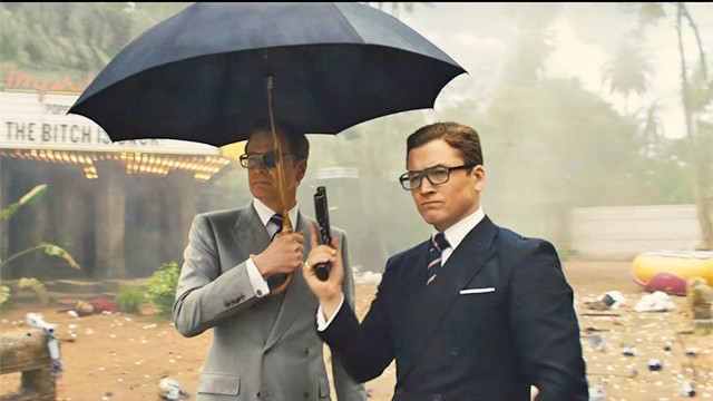 ALLIES Elite, secret organizations from England and the U.S. must team up to save the world in Kingsman: The Golden Circle. - PHOTO COURTESY OF 20TH CENTURY FOX