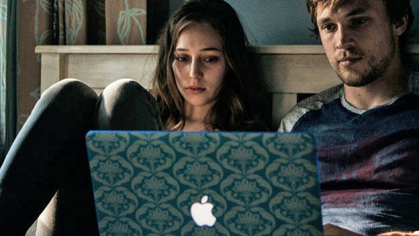 CYBER STALKER In Friend Request, accepting the social media request of a stranger leads to a string of murders. - PHOTO COURTESY OF ENTERTAINMENT STUDIOS MOTION PICTURES