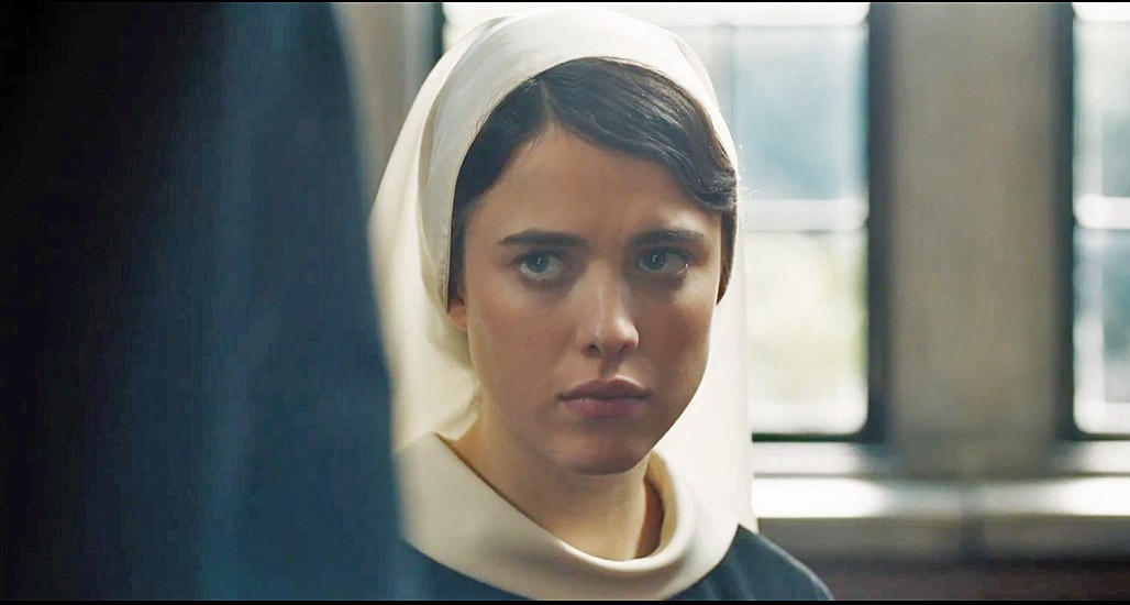 HOLY In Novitiate, a young would-be nun struggles with life in the church. - PHOTO COURTESY OF MAVEN PICTURES