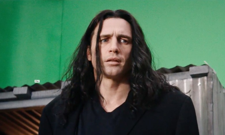 BEHIND THE SCENES Take a look at the life of director of The Room Tommy Wiseau (James Franco) in The Disaster Artist. - PHOTO COURTESY OF A24