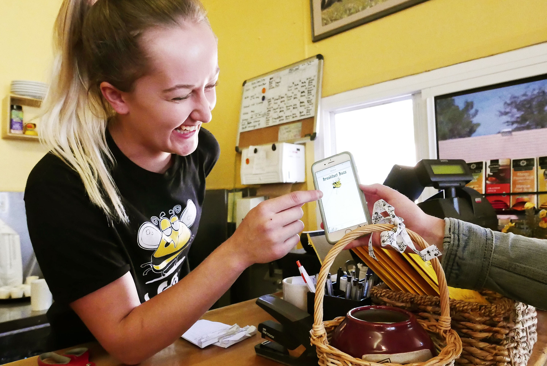 Cal Poly Grad Creates New Restaurant Deals App Strokes